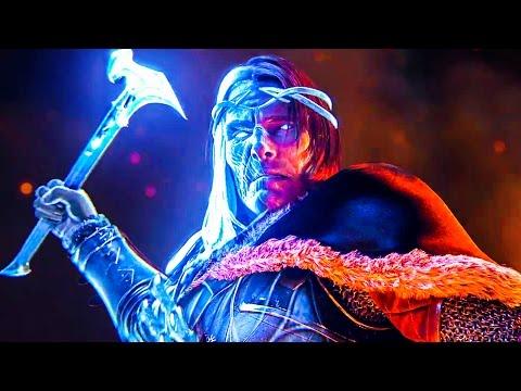 LA TERRE DU MILIEU L'Ombre de la Guerre Trailer VF (Le Seigneur des Anneaux - 2017)