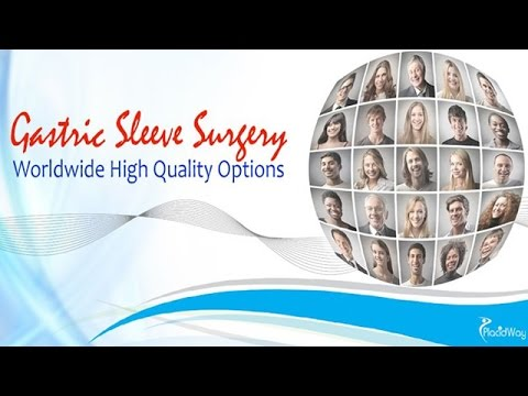 Worldwide High Quality Options for Gastric Sleeve Surgery