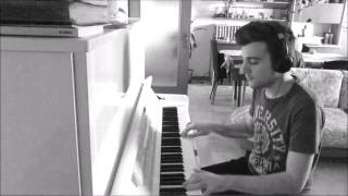 Halsey   Eyes Closed (Stripped) [Piano Cover] | By Alex Shade