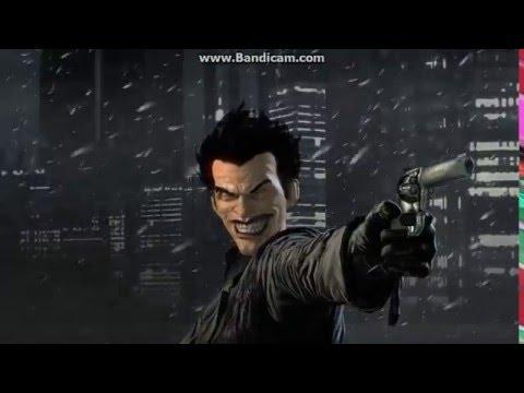 Batman Arkham Origins Jack Napier Skin