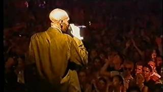 "Faithless LIVE in Ibiza, '01 - ""We Come 1"" & ""Muhammad Ali"" - ""WIDE"" STEREO HQ"