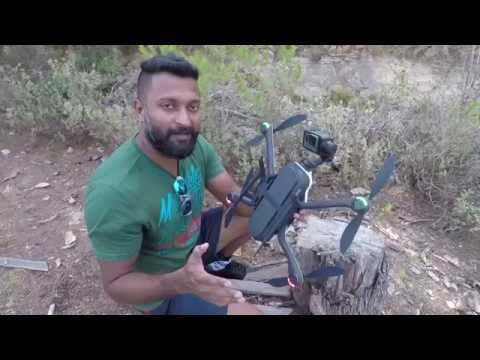 GoPro Karma drone India exclusive hands-on review