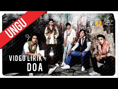 UNGU - Doa | Video Lirik