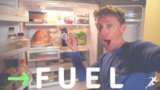 Marathon Training: What Im Eating In A Day