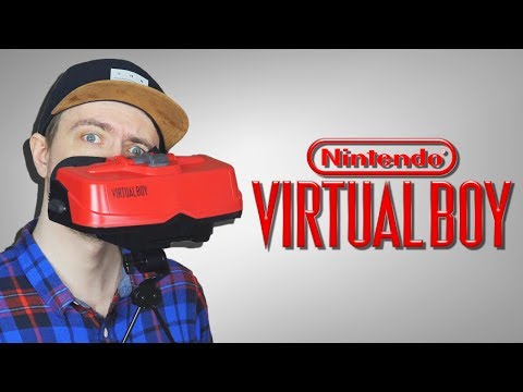 История Virtual Boy