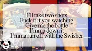 Chris Brown - W.T.F.I.M.L. (Where The Fuck Is My Lighter) Lyrics on Screen