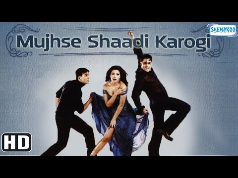 Mujhse Shaadi Karogi {HD} - Salman Khan, Akshay Kumar, Priyanka Chopra - Hindi Movie-(Eng Subtitles)