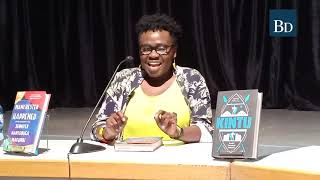 Award-winning writer launches second book in Nairobi - VIDEO