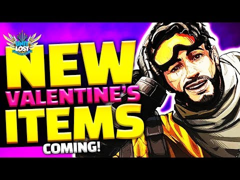 Apex Legends - Valentines Day Items! 25 MILLION Players!