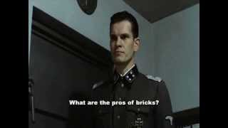 Pros and Cons with Adolf Hitler: Bricks