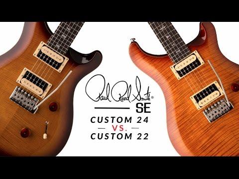 PRS 2017 SE Custom 22 Electric Guitar | Dawsons Music