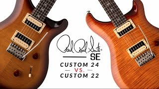 Paul Reed Smith SE Custom 24 - TS Video
