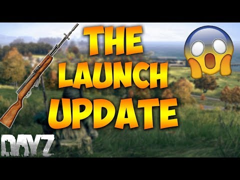 This Changes Everything! DayZ Xbox Launch Update Patch Notes