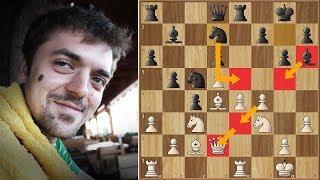 Facing a Grandmaster - Always Trust Yourself