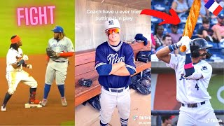 Baseball Tiktoks To Make The Rest Of 96.9% Viewers To Subscribe