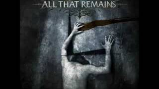 All That Remains-Tattered On My Sleeve