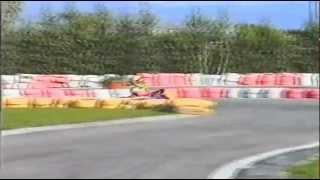 preview picture of video 'Gennaro Nigliato - Karting Club Ayrton Senna Marigliano Na 3° Trofeo 1996'