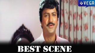 Pedarayudu Movie - Best Scene    Mohan Babu, Soundarya