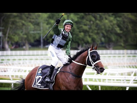 Yes, Yes, Yes: Waller horse wins the Everest