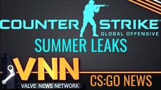 CS:GO's Summer Leaks & Updates