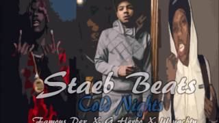 G Herbo X Lil Yachty X Famous Dex Type Beat  Cold Nights Prod By Staeb Beats