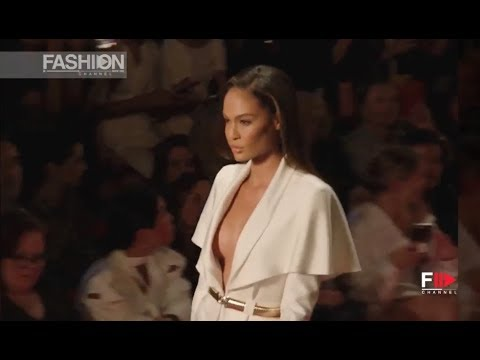BRANDON MAXWELL Spring Summer 2019 Highlights New York - Fashion Channel