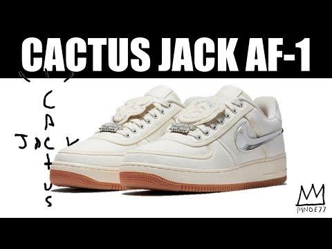 ce1f02aaf8982f CACTUS JACK x AF1 LOW