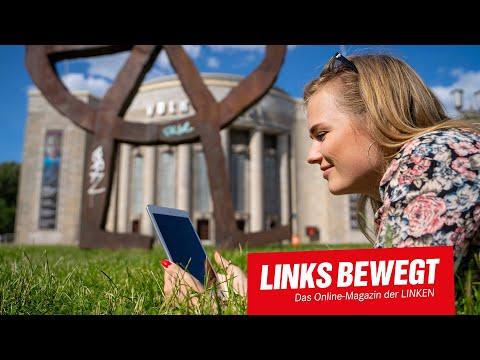 LINKS BEWEGT, unser neues Online-Magazin!