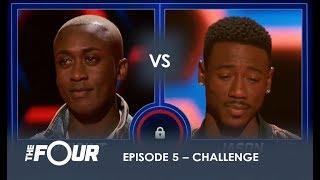 Vincint vs Jason: An EPIC Showdown Between Two Warriors | S1E5 | The Four