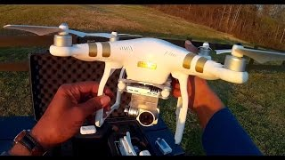"""PHANTOM 3 PRO """"WHAT YOU SHOULD TEST FIRST!"""" [My First Flight]"""