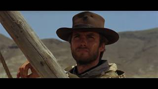 A Fistful Of Dollars (HD) Full Movie   Clint Eastwood   Dollars Trilogy Part 1