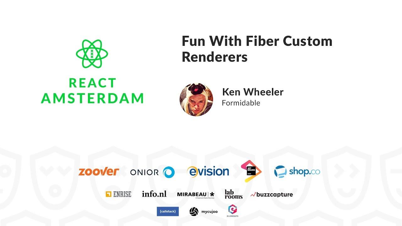 Fun With Fiber Custom Renderers