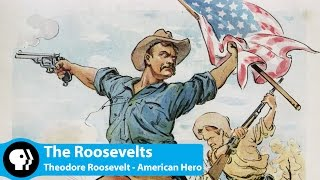 The accomplishments of theodore roosevelt a hero of america