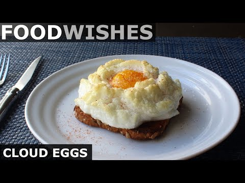 Cloud Eggs – Food Wishes