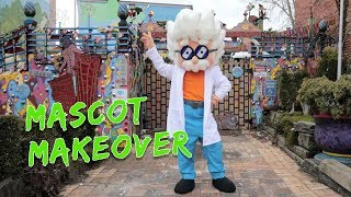 Mascot Makeover: New Year - New Dr. Pete