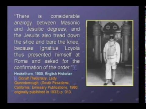 Тайные общества : Иезуиты
