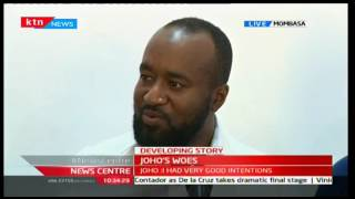 Governor Ali Hassan Joho full presser on his 'office arrest'