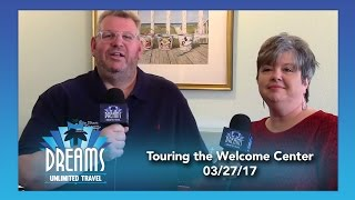 Touring the DISBoards.com Welcome Center | 03/27/17