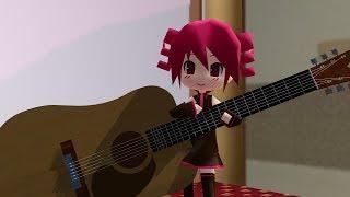 "Video thumbnail of ""[Kasane Territory]-[Zutto Teto no Turn] ""Acoustic Guitar"""""