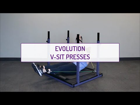 Evolution V-Sit Presses