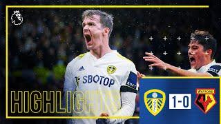 Leeds United 1-0 Watford Pekan 7