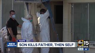 Tempe death investigation appears to be murder-suicide
