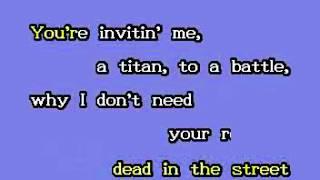 DK087 05   Special Ed   I Got It Made [karaoke]