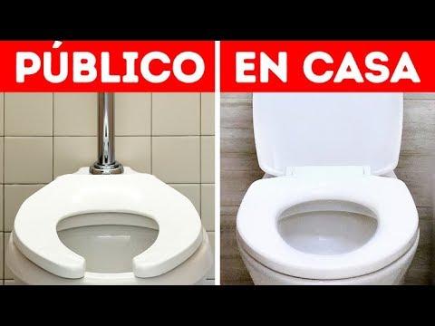 Por Qué Los Inodoros Públicos No Tienen Tapas