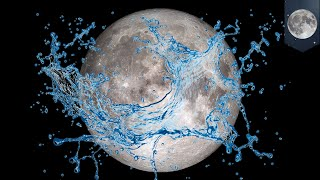 Water on the moon: Brown University scientists say the moon may be full of water - TomoNews | Kholo.pk