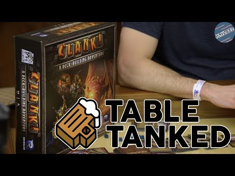 TableTanked - Clank!