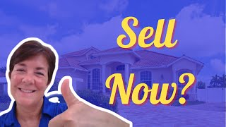 Is Now a Good Time to Sell a House/Gainesville Fl Real Estate