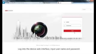 How to upgrade an IP Camera or NVR using the web browser interface
