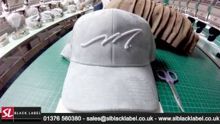MERCIER 3D Embroidery -  Production Video