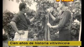 preview picture of video 'Historia de la vitivinicultura en la ciudad de San Nicolás de los Arroyos. Capítulo 1'